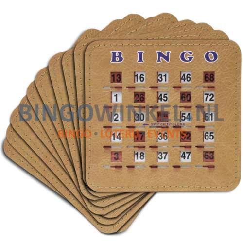 bingo schuifplanken bruin