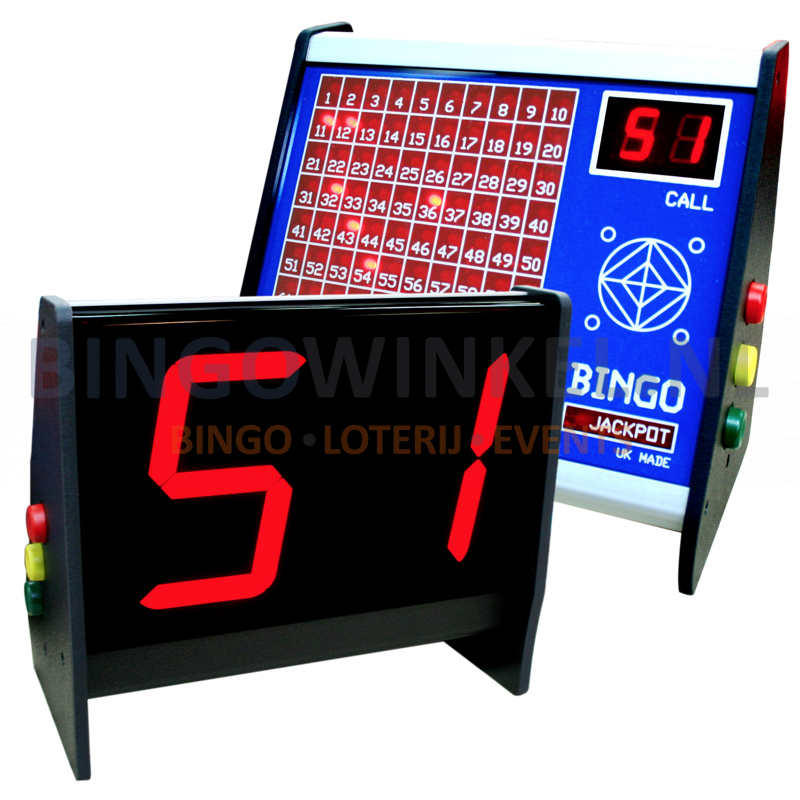 Elektronische bingomachine Bingo Boy