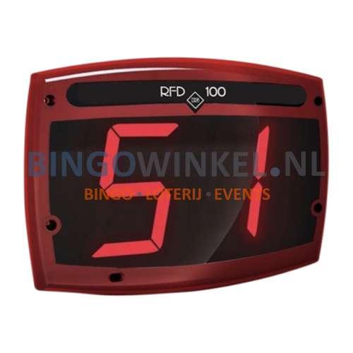 Elektronische bingomachine Wingo 4 display