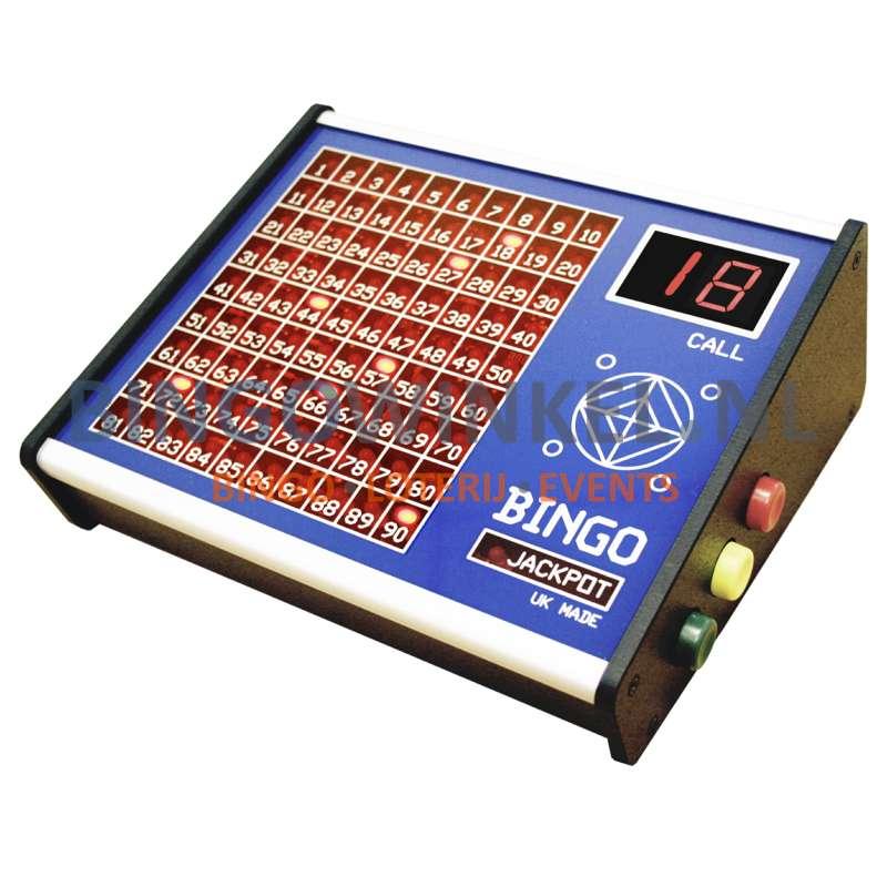 Elektronische bingomolen Budgie