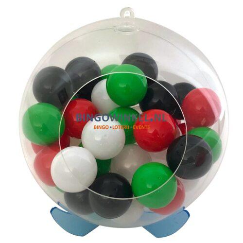Loterijballen in bol