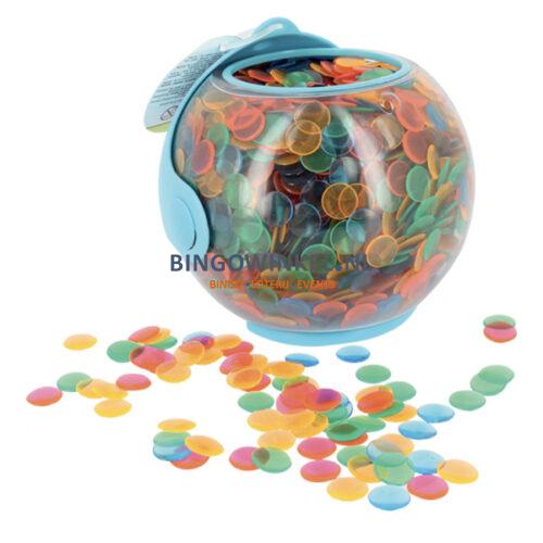 bingo fiches bol kleurenmix
