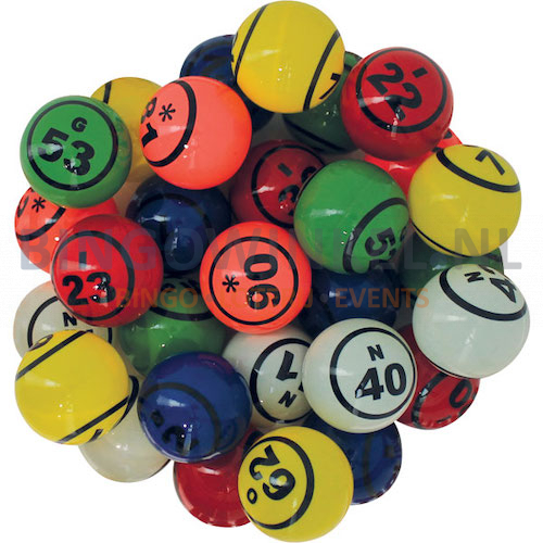 bingoballen groot