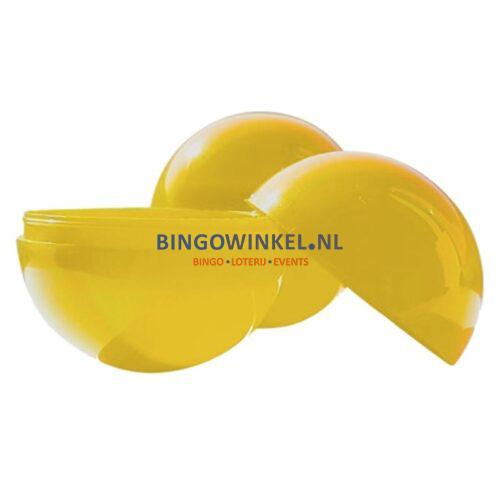 loterijballen geel
