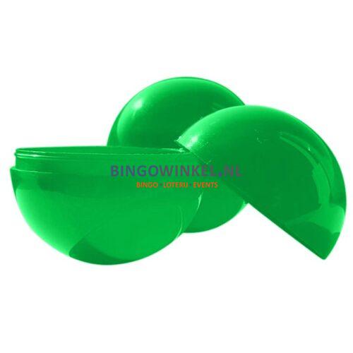 loterijballen groen